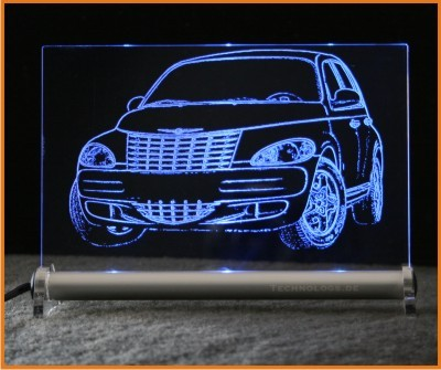 Chrysler PT Cruiser LED Leuchtschild