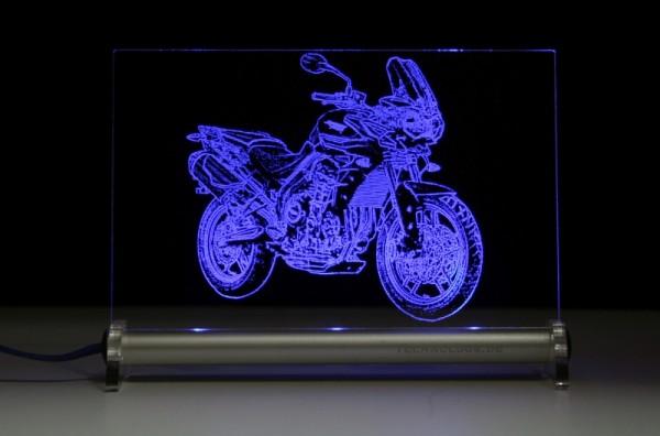 Triumph Tiger 800 LED Leuchtschild