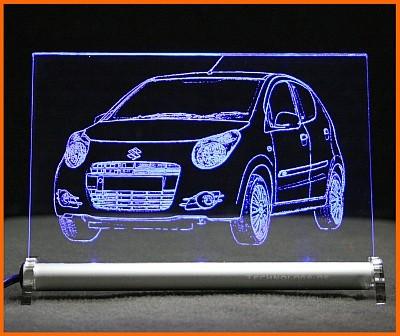Suzuki Alto LED Leuchtschild