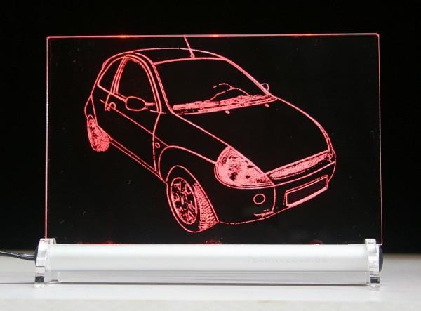 Ford Ka RBT 1996 - 2008 LED Leuchtschild