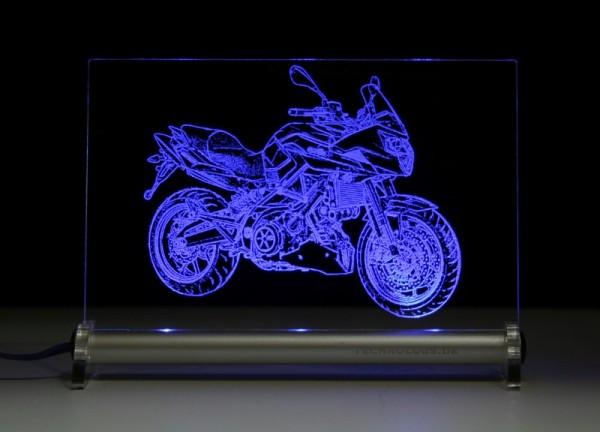 Aprilia Shiver 750 GT LED Leuchtschild