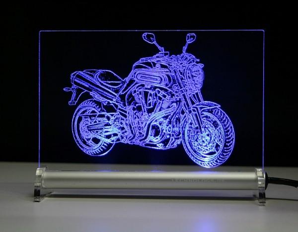 Yamaha MT-01 LED Leuchtschild