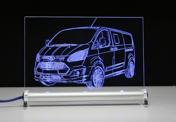 Ford Transit Tourneo Custom Sport