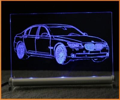 BMW 7 F01 LED Leuchtschild