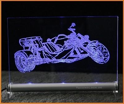 Rewaco HS4 LED Leuchtschild