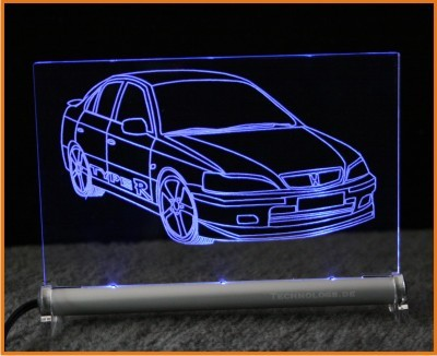Honda Accord LED Leuchtschild