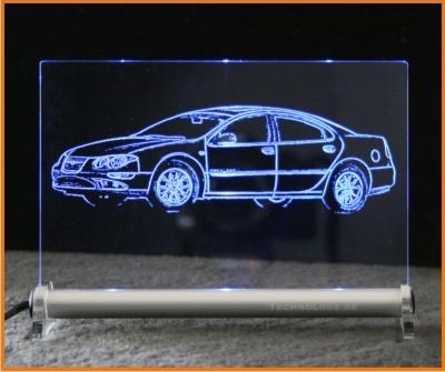 Chrysler 300M LED Leuchtschild
