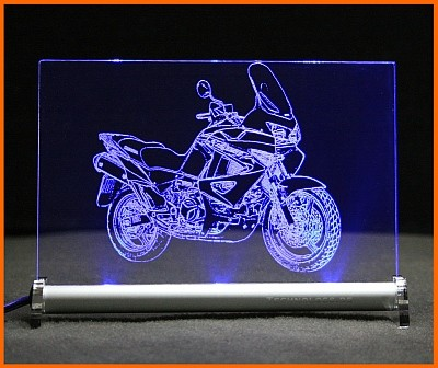 Honda Varadero LED Leuchtschild